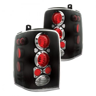IPCW® - Bermuda Black/Red Euro Tail Lights