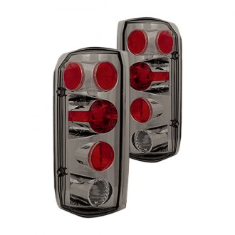 IPCW® - Chrome Red/Smoke Euro Tail Lights