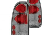 IPCW® - Platinum Smoke Euro Tail Lights - SD