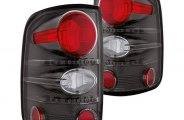 IPCW® - Carbon Fiber Euro Tail Lights - SD