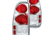 IPCW® - Crystal Clear Euro Tail Lights - SD
