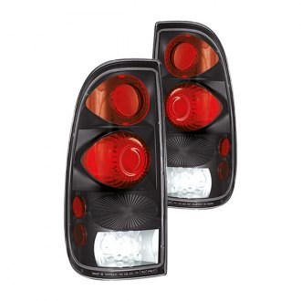 IPCW® - Black Red/Amber Euro Tail Lights