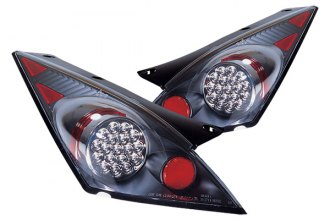 IPCW® - Bermuda Black LED Tail Lights