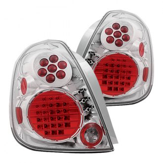IPCW® - Chrome Euro LED Tail Lights