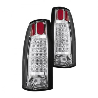 IPCW® - Crystal Clear LED Tail Lights with 21 LEDs