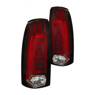 IPCW® - Ruby Red LED Tail Lights with 21 LEDs