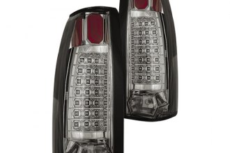 IPCW® - Platinum Smoke LED Tail Lights with 21 LEDs