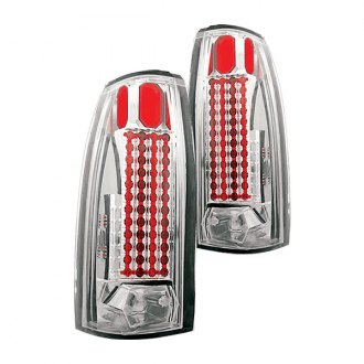 IPCW® - Crystal Clear LED Tail Lights with 44 LEDs