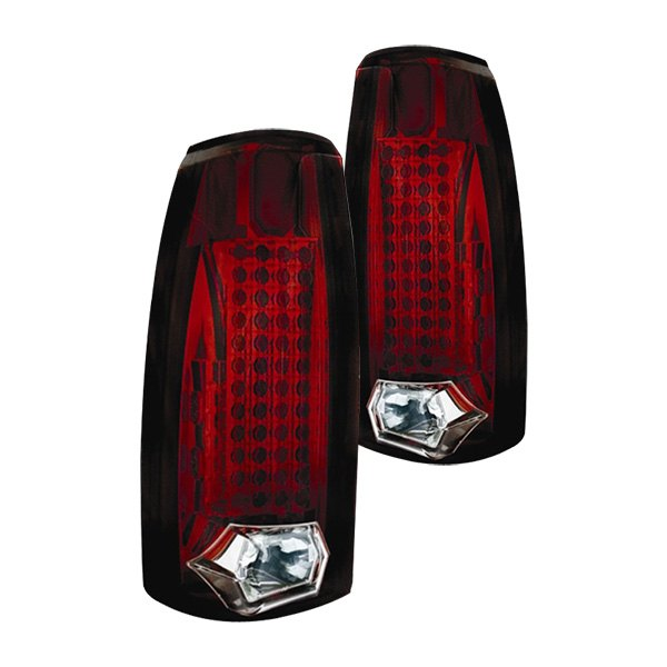 IPCW® - Ruby Red LED Tail Lights with 44 LEDs
