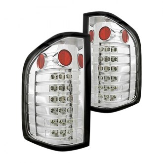 IPCW® - Crystal Clear Fiber Optic LED Tail Lights