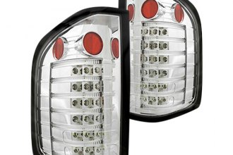 IPCW® - Crystal Clear Fiber Optic LED Tail Lights - 3500HD