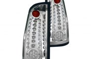 IPCW® - Crystal Clear Fiber Optic LED Tail Lights - 1500