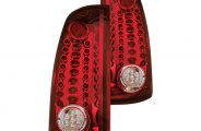 IPCW® - Ruby Red Fiber Optic LED Tail Lights - 1500
