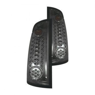 IPCW® - Platinum Smoke Fiber Optic LED Tail Lights