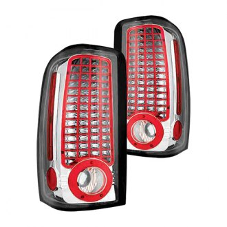 IPCW® - Chrome LED Tail Lights