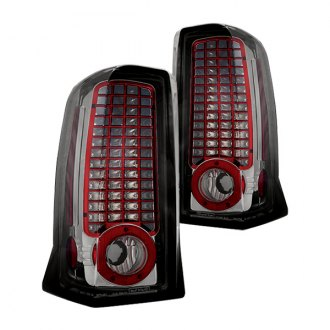 IPCW® - Chrome/Smoke LED Tail Lights