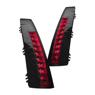 IPCW® - Ruby Red LED Upper Quarter Lights