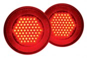 IPCW® - Ruby Red LED Tail Lights