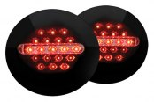 IPCW® - Midnight Onyx Black LED Tail Lights