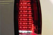 IPCW® - Ruby Red Fiber Optic LED Tail Lights