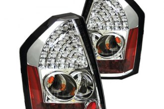 IPCW® - Crystal Clear LED Tail Lights - 300C