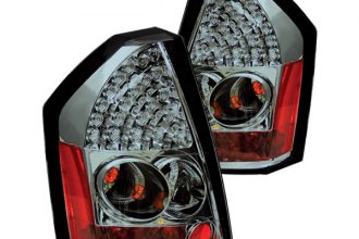 IPCW® - Platinum Smoke LED Tail Lights - 300C