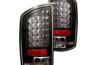 IPCW® - Bermuda Black LED Tail Lighs