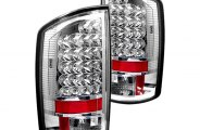 IPCW® - Crystal Clear LED Tail Lighs