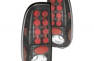 IPCW® - Bermuda Black LED Tail Lights - SD