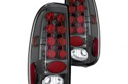 IPCW® - Carbon Fiber LED Tail Lights - SD