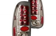 IPCW® - Platinum Smoke LED Tail Lights - SD