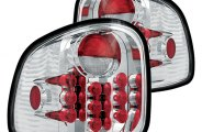 IPCW® - Crystal Clear LED Tail Lights - Flareside