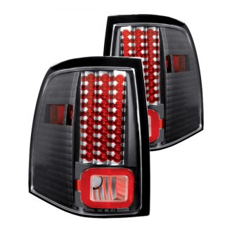 Ipcw Bermuda Black Led Tail Lights