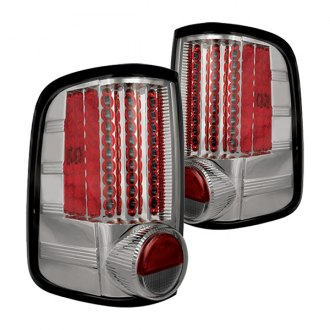 IPCW® - Platinum Smoke LED Tail Lights