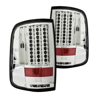 IPCW® - Crystal Clear LED Tail Lights with Reverse Lights G2