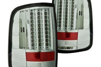 IPCW® - Platinum Smoke LED Tail Lights with Reverse Lights G2