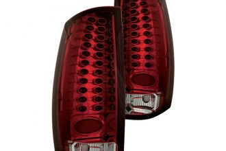 IPCW® LEDT-611CR - Ruby Red LED Tail Lights