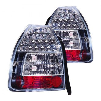 IPCW® - Black/Red LED Tail Lights