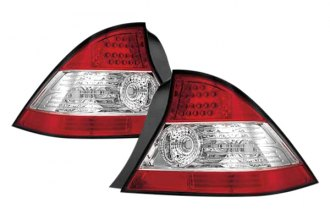 IPCW® - Ruby Red LED Tail Lighs