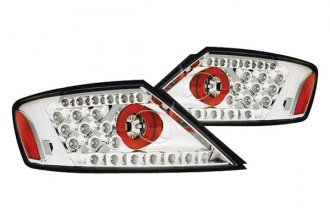 IPCW® - Crystal Clear LED Tail Lights - 2DR