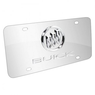 iPickimage® - License Plate with Buick Logo and Buick Emblem