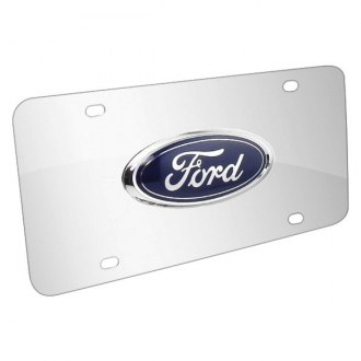iPickimage® - License Plate with Ford Truck Emblem