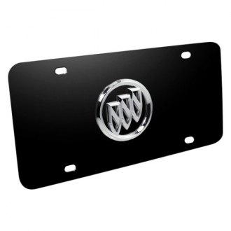 iPickimage® - License Plate with Buick Emblem