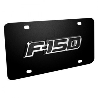 iPickimage® - License Plate with F-150 Logo