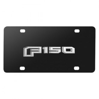 iPickimage® - License Plate with F-150 New Logo