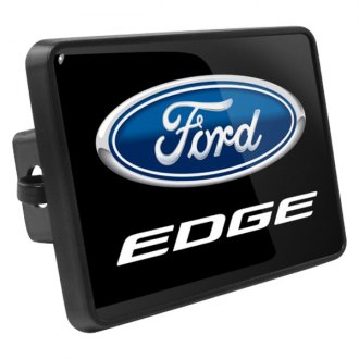"iPickimage® - Hitch Cover with Ford Edge Logo for 2"" Receivers"