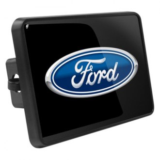 "iPickimage® - Hitch Cover with Ford Logo for 2"" Receivers"