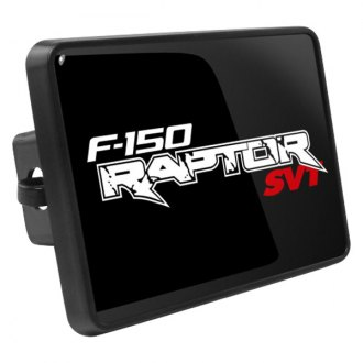"iPickimage® - Hitch Cover with Ford Raptor Logo for 2"" Receivers"