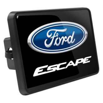 iPickimage® - Hitch Cover with Ford Escape Logo