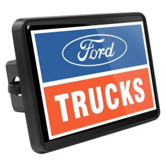 "iPickimage® - Hitch Cover with Ford Trucks Logo for 2"" Receivers"